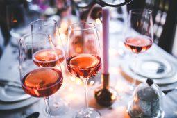 Bacchus House wine tasting
