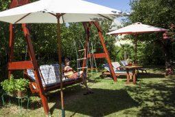 Bacchus House garden furniture